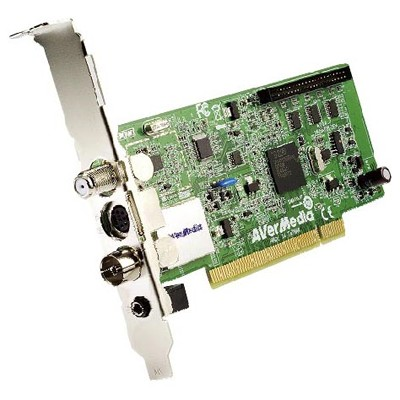 AVerMedia AVerTV Satellite Hybrid+FM PCI