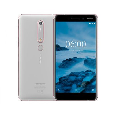смартфон Nokia 6.1 32Gb White