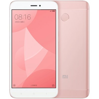 Xiaomi Redmi 4X 32Gb Rose Gold