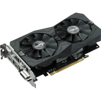 Видеокарта ASUS AMD Radeon RX 560 4Gb ROG-STRIX-RX560-O4G-GAMING