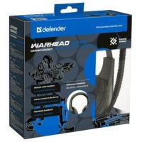 Гарнитура Defender Warhead G-170 Black
