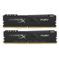 Kingston HyperX Fury Black HX426C16FB3K2/16