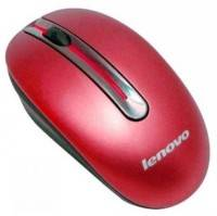 Мышь Lenovo WL Mouse N3903 Cherry-Red 888013581