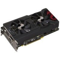 Видеокарта PowerColor AMD Radeon RX 570 8Gb AXRX 570 8GBD5-DHDM