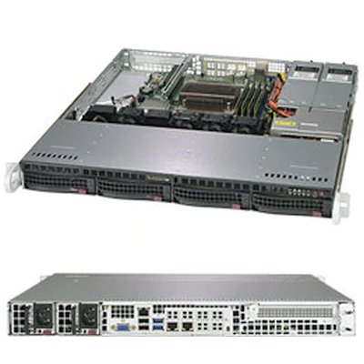 сервер SuperMicro SYS-5019C-MR