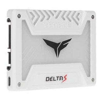 SSD диск Team Group Delta S RGB 500Gb T253TR500G3C412